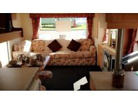 AMAZING CHEAP STATIC CARAVAN SLEEPS 6 NEAR GLASGOW, AYRSHIRE, CUMBRIA, CARLISE, DUMFRIES