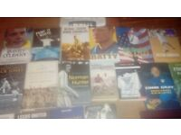 Leeds United. Collection of books, programmes and football shirt