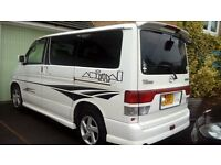 Mazda Bongo Campervan for sale. MOT until April 2018, 2L automatic petrol engine.