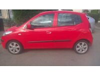 HYUNDAI i10 Style, excellent condition