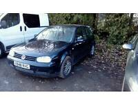 Golf 1.8t sell or swap.
