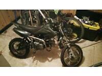Lifan 110cc pit bike