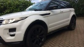 landrover evoque diesel automatic great spec drives perfect lady owner