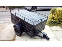 two trailers for sale ideal for the tip run camping etc