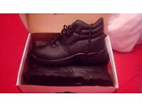Size 13 brand new black boots