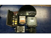 SPRINTER w906 311 2.1 Diesel ECU BSI ABS AIR BAG 2 KEYS+MODULE LOCK COMPLETE Kit