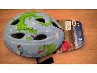 Brand New Bicycle Helmet Age 3+