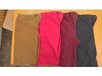Next 30in chino shorts