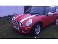 Mini Cooper 2004 full 12 month mot