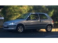 Peugeot 106 independence 3 door hatchback mot. February 2017. Tel 07742542167