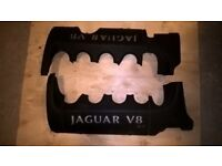 Jaguar XJ8 V8 engine covers