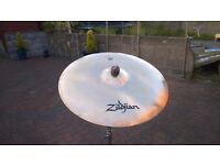 """zildjian A 20"""" ping ride"""