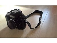 Nikon F4 35mm SLR