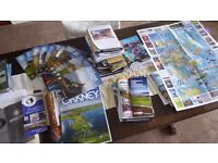 Free TRAVEL BROCHURES AND INFORMATION FROM A VISIT TO THE ORKNEY ISLANDS