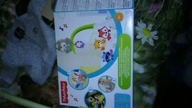 fisher price baby mobile cot