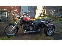 Triumph speedmaster trike