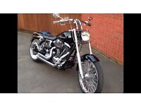 Customised Harley Davidson Dyna Low Rider For Sale