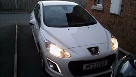 Peugeot 1.6 - Very Clean Well Kept Car. Genuine reason for selling