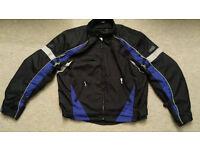 Tuzo Mens Motorbike Jacket.
