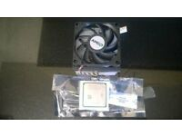 AMD am2+ AD50000DJ22GI Athlon X2 5000+ unlocks to Phenom II x4 FX5000 Quad Core with suitable board