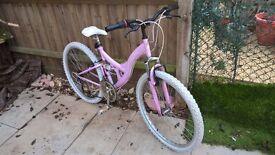 Dyno Pink Lady Mountain Bike