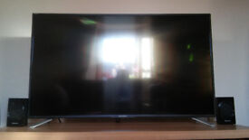 Sharp 43 Inch LC-43CFF5111K Full HD LED TV with Freeview HD