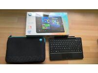 Linx 1010B 32GB with Keyboard and Sleeve