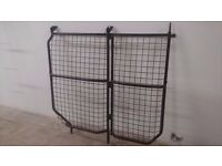 Ford transit connect swb security cage bulkhead