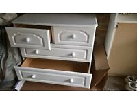 Dreams chest of drawers - Off white