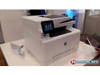 NEW BOXED HP MFP M277dw LaserJet PRINTER