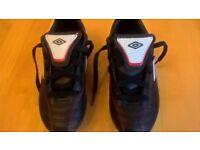 kids Umbro football boots