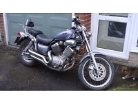 YAMAHA VIRAGO 535 1995 CRUISER FULL MOT P/X WELCOME DELIVERY AVAILABLE