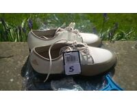 Brand new Adidas allure ladies golf shoes, size 38, uk equivalent size 5