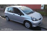 Honda jazz 1.2 petrol 12 month mot good condition inside and outside good runner just 2 owner