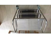 Catering food trolley