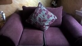 * REDUCED* 2 x 2 seater couches