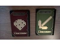 Minecraft books originals