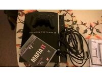 PS3 + 1 CONTROLLER + 1 GAME
