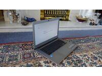 """Acer Chromebook 14"""" Full HD 32GB, 4GB RAM Aluminium body (like new)"""