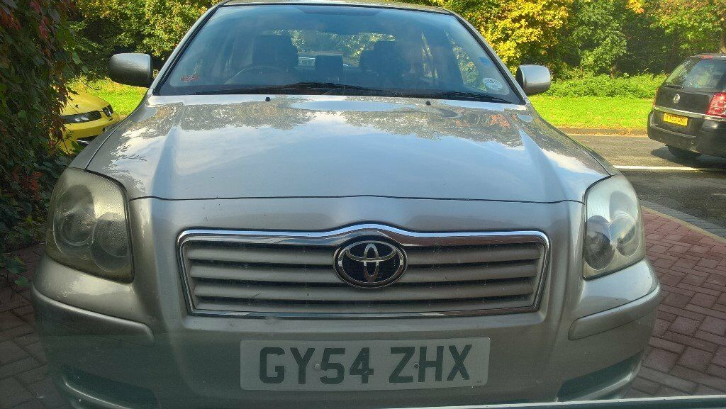Toyota Avensis 2004 -Saloon -Highly maintained