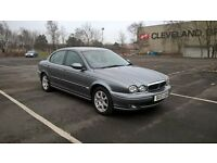 Jaguar X-type 2.5 V6 4x4 1Year Mot £995
