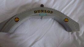 Rare 1960s Vintage Scalextric Tri-ang RUBBER 'LE MANS' DUNLOP BRIDGE