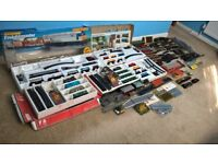 Hornby/Lima Electric Railway Sets.