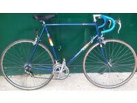 62cm Peugeot ELan racing race bike XXL large frame racer road city bicycle