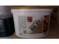 ClayWorks natural clay plaster topcoat (10x25kg), and DG27 Premium Primer for natural plasters
