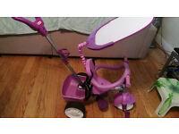 baby girl bike