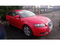 AUDI A3 1.9 TDI SPECIAL EDITION 2007 SPORT BACK HPI CLEAR