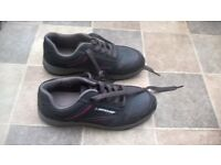 Dunlop womens steel toe capped safety shoes size 5