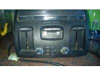 4 slice tefal toaster
