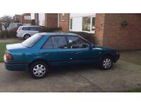 Mazda 323 Automatic, K reg 1992